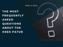 FAQ Osek Patur