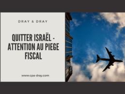 Quitter Israël
