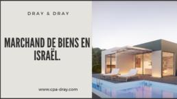 marchand de biens en Israël