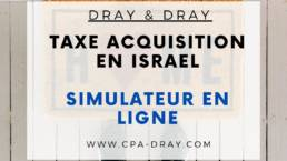 Taxe acquisition en Israel