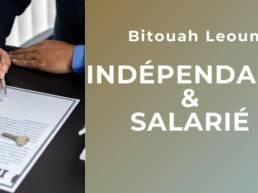 indépendant en Israel et salarié