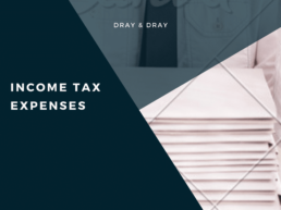 Income tax expenses