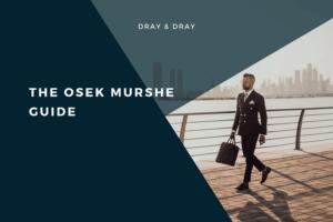 Osek Murshe Guide